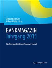 Bankmagazin - Jahrgang 2015