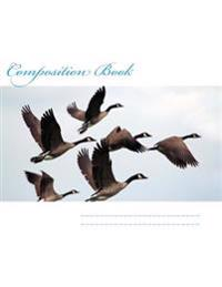 Composition Book: Birds