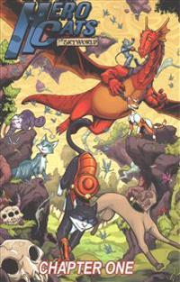 Hero Cats of Skyworld 6