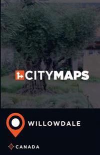 City Maps Willowdale Canada