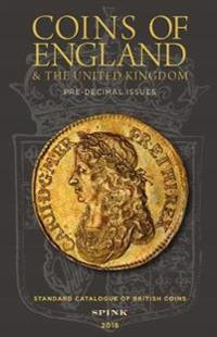 Coins of England & the United Kingdom 2018