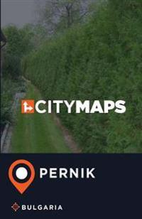 City Maps Pernik Bulgaria