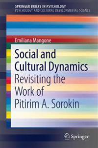 Social and Cultural Dynamics