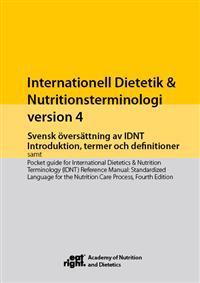 Internationell Dietetik & Nutritionsterminologi