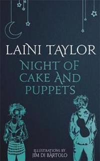 Night of cake and puppets - the standalone daughter of smoke and bone graph