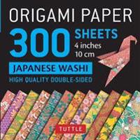 Origami Paper Japanese Washi Patterns 4 Inch 10cm