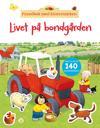 Livet på bondgården : pysselbok med klistermärken