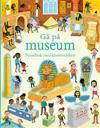 Gå på museum : pysselbok med klistermärken