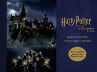 Harry potter and the philosophers stone enchanted postcard book