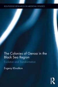 Colonies of Genoa in the Black Sea Region