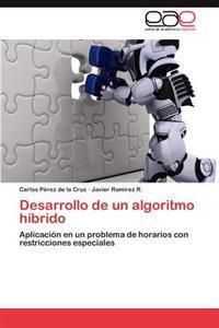 Desarrollo de Un Algoritmo Hibrido