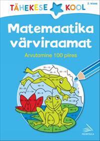 Matemaatika värviraamat. arvutamine 100 piires