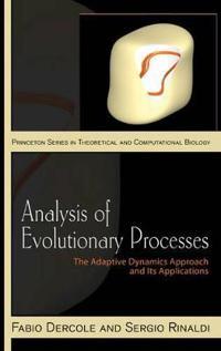 Analysis of Evolutionary Processes
