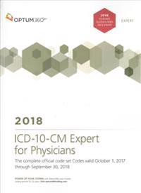 ICD-10-CM Expert for Physicians 2018 W/ Guidelines
