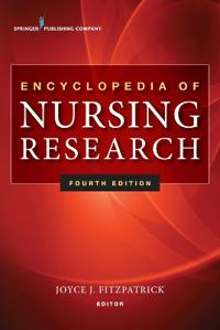 Encyclopedia of Nursing Research
