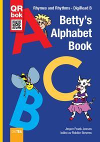 Betty's Alphabet Book - DigiRead B