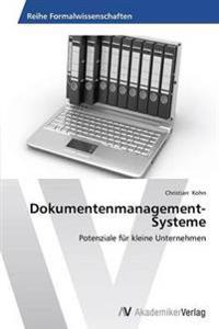 Dokumentenmanagement-Systeme