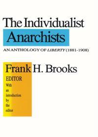 Individualist Anarchists
