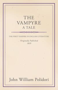Vampyre - A Tale