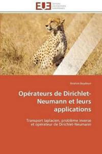 Op�rateurs de Dirichlet-Neumann Et Leurs Applications