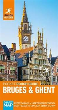 Pocket Rough Guide Bruges and Ghent (Travel Guide)