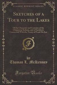 Sketches of a Tour to the Lakes