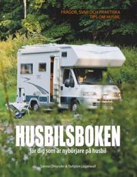 Husbilsboken : För dig som är nybörjare på husbil