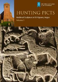 Hunting picts - medieval sculpture at st vigeans, angus