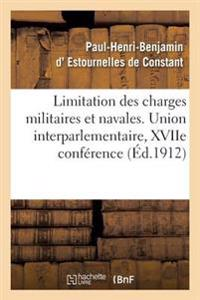 Union Interparlementaire, Xviie Conference. Geneve, 18-20 Septembre 1912