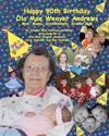 Happy 90th Birthday, Ola Mae Weaver Andrews: Mae, Mama, Grandmommy, Granny Mae