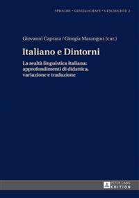Italiano E Dintorni
