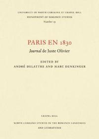Paris En 1830