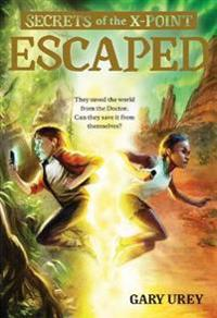 Pursued - Secrets of the X Point Book 2