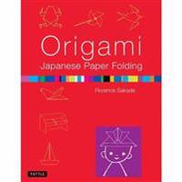Origami Japanese Paper Folding: This Easy Origami Book Contains 50 Fun Projects and Origami How-To Instructions: Great for Both Kids and Adults