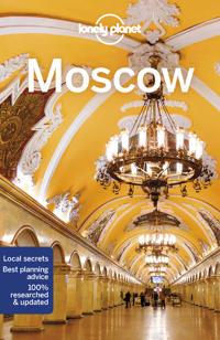 Lonely Planet Moscow - Lonely Planet  Mara Vorhees  Leonid Ragozin - böcker (9781786573667)     Bokhandel