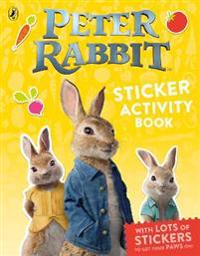 Peter Rabbit The Movie  Sticker Activity Book - Fröderick Warne - böcker (9780241330401)     Bokhandel