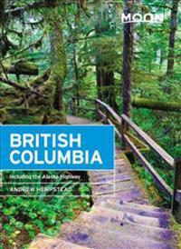 Moon British Columbia (Eleventh Edition)