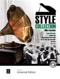 Mike Cornick's Style Collection - Evergreens