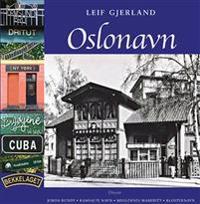 Oslonavn - Leif Gjerland pdf epub