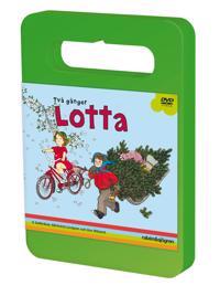 Två gånger Lotta : Visst kan Lotta cykla, Visst kan Lotta nästan allting
