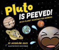 Pluto Is Peeved!