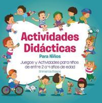 Actividades Didacticas Para Ninos