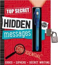 Tween Top Secret Hidden Messages