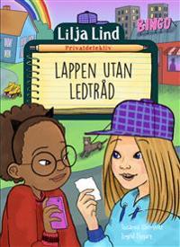Lilja Lind privatdetektiv: Lappen utan ledtråd