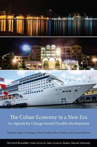 The Cuban Economy in a New Era