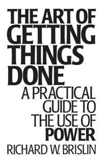The Art of Getting Things Done