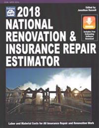 2018 National Renovation & Insurance Repair Estimator