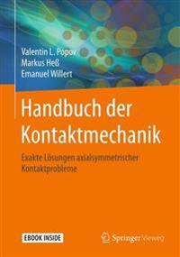 Handbuch Der Kontaktmechanik + Ebook