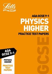 AQA GCSE Physics Higher Practice Test Papers
