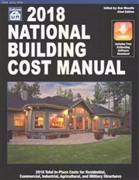 2018 National Building Cost Manual